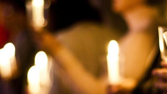 Christmas Eve Candle Light Service at Star of Bethlehem Lutheran Church