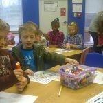 Children having fun at Christmas for Kids 2015