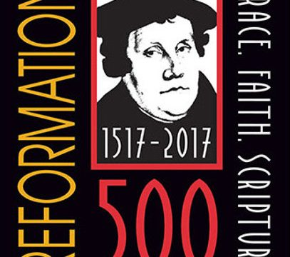It is the 500th anniversary of the Reformation. We are celebrating by focusing on God's word!