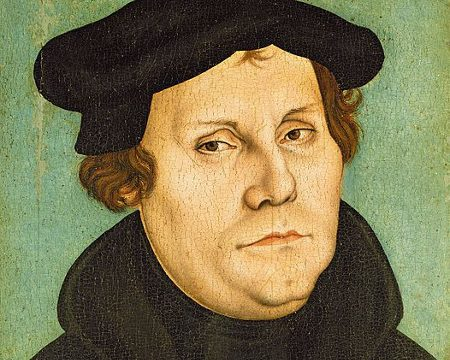 Martin Luther reformed the Church 500 years ago.