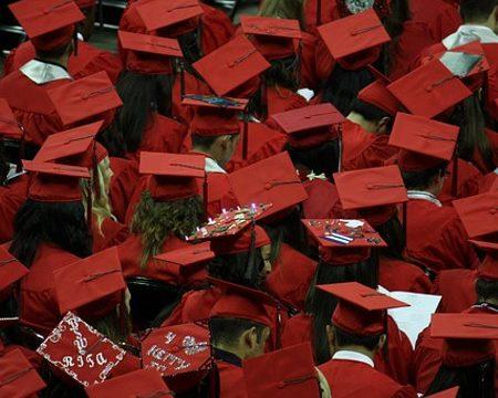 God bless our graduates!