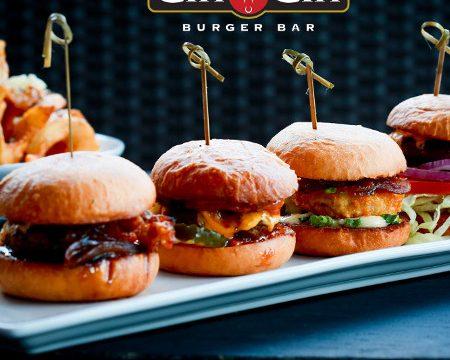 Cin Cin Burger Bar