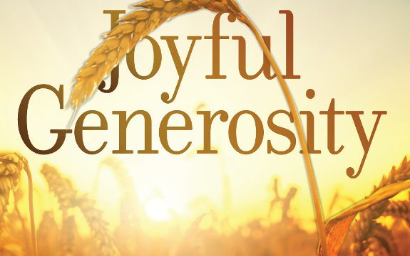 Joyful and Generous