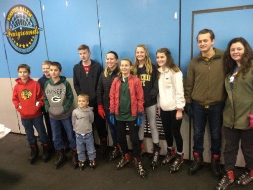 Youth Skating 2019
