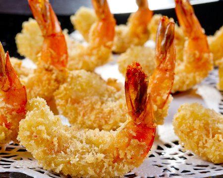 Shrimp for Dinner