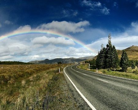 Genesis 8-9 Rainbow